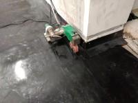 Izolace podlahy fólií PENEFOL - detail
