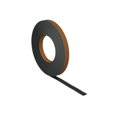 Butyl rubbed tape